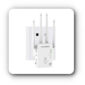 Wi-Fi repeaters