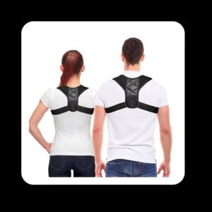 Posture correction belts