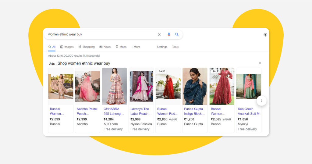 How to get first sale from Google Ads