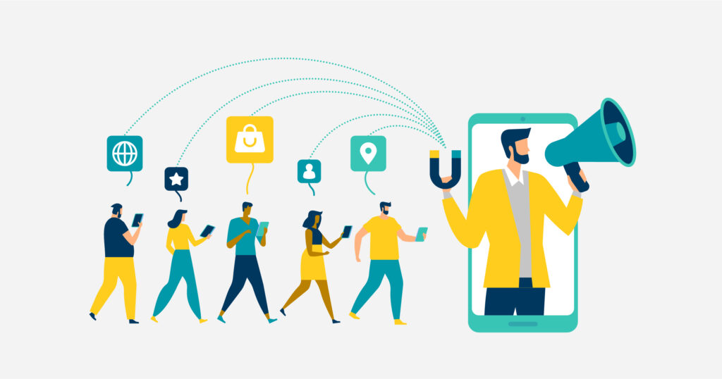 How to use influencer marketing for generating sales