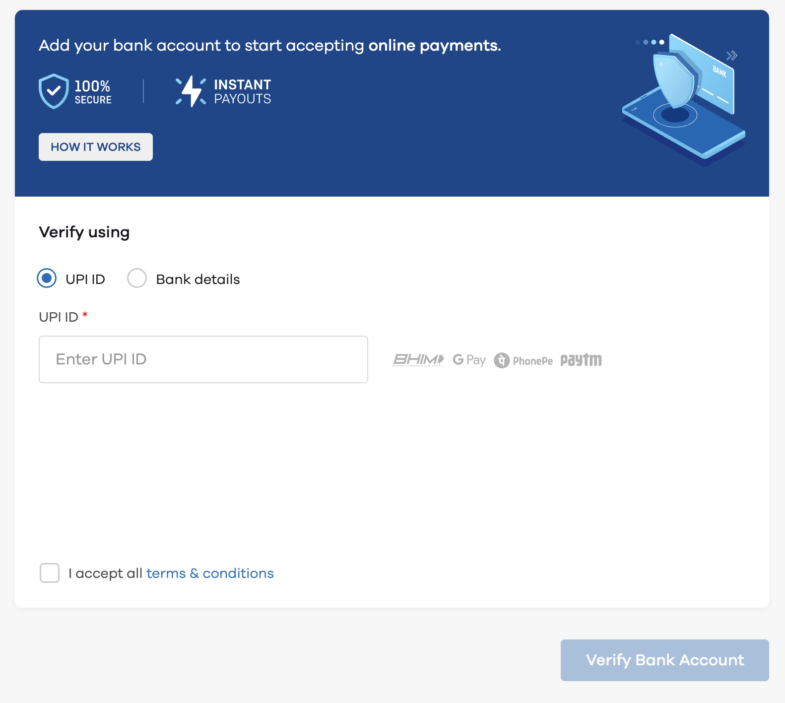 Create_store_bank_details