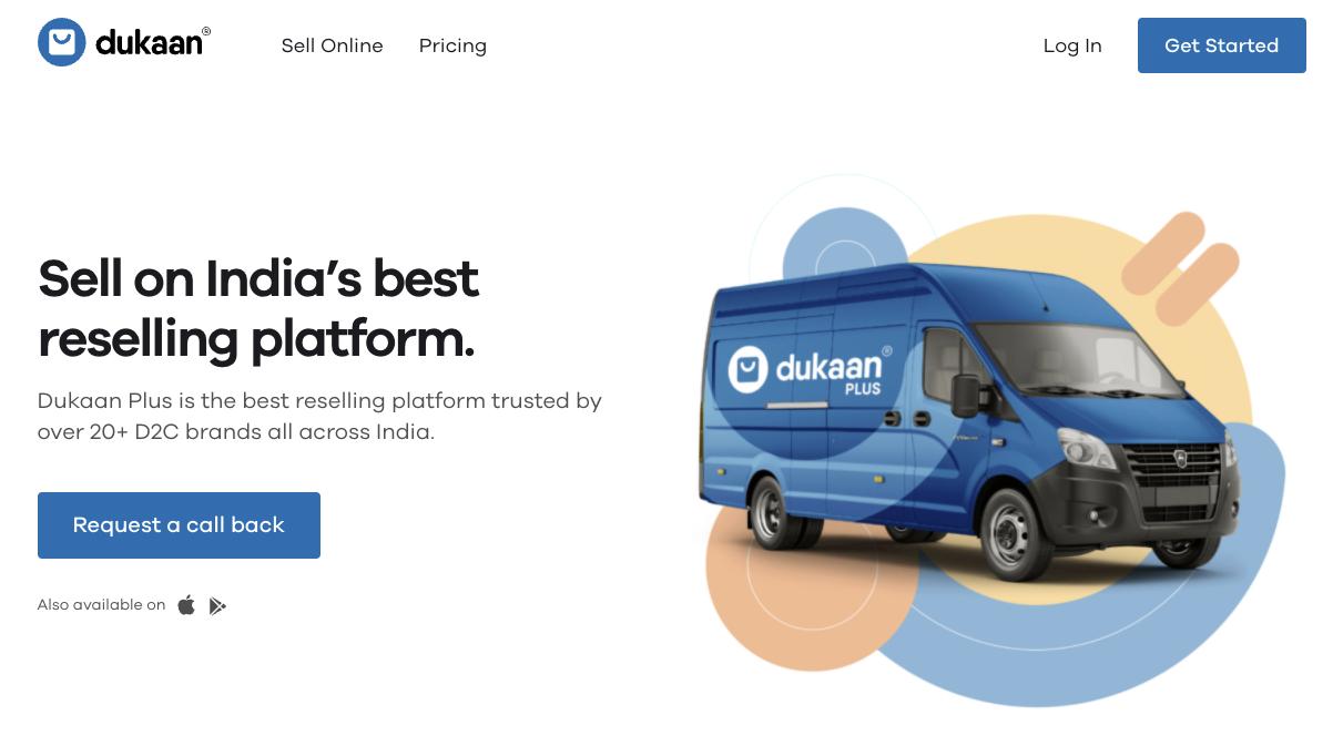 Dukaan Plus