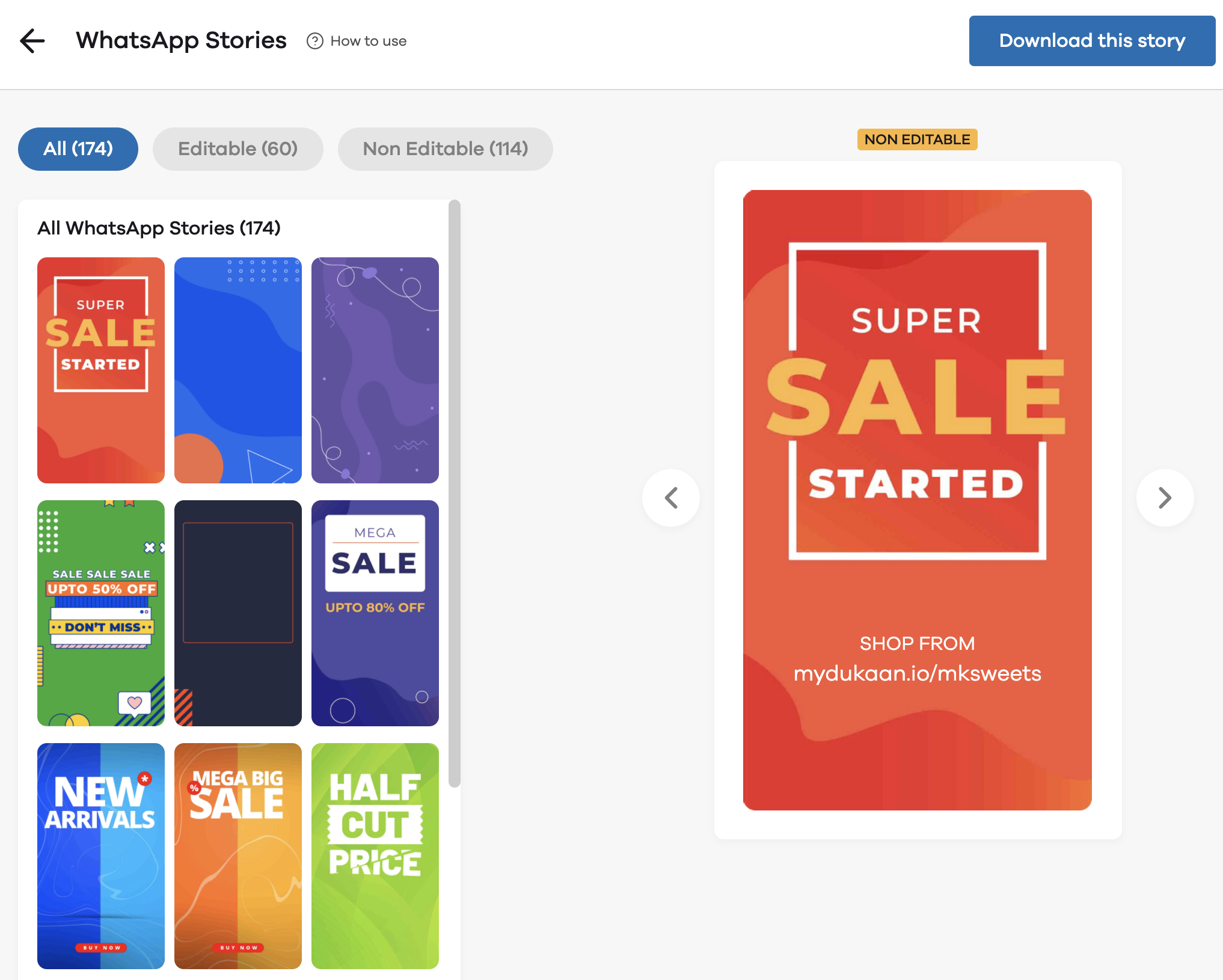 Free Marketing Tools Online Stores