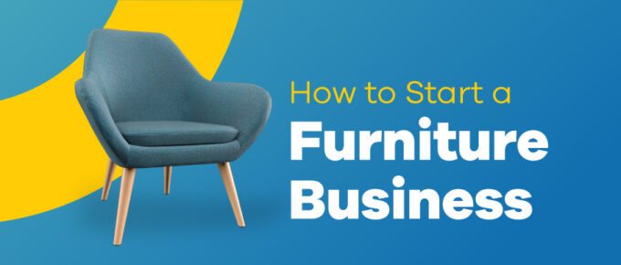 how to start a furniture business online