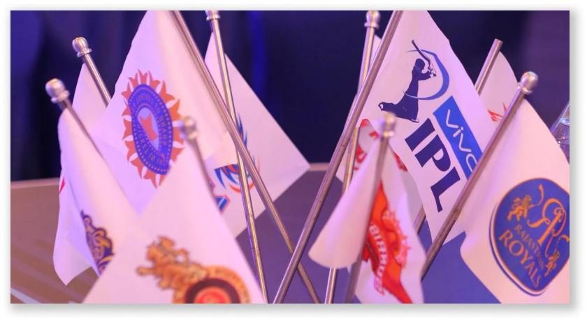IPL flags