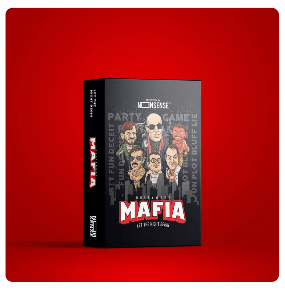 Bollywood Mafia Card Game