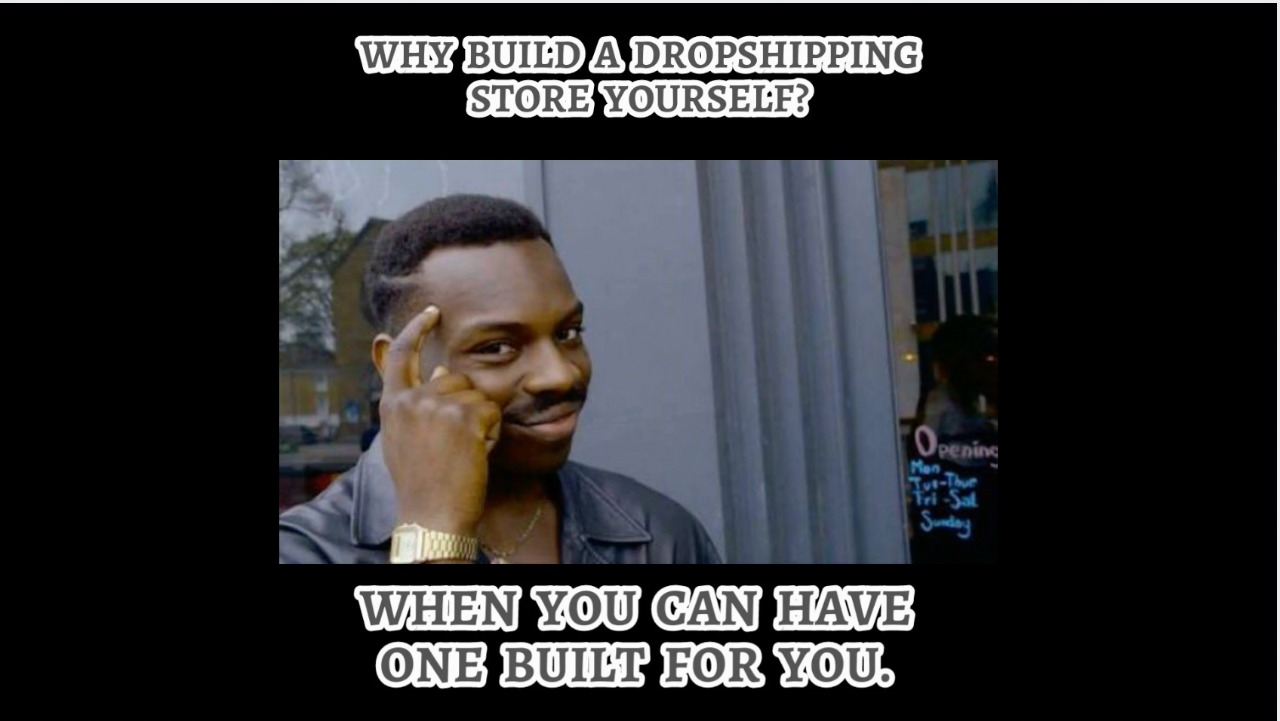 Start-Dropshipping Meme