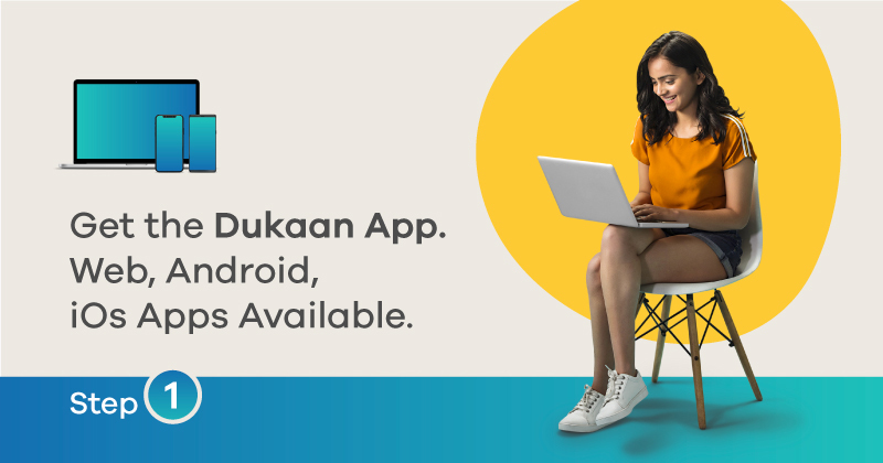 How to Start Online Tuition at Home - With Dukaan Step 1 1