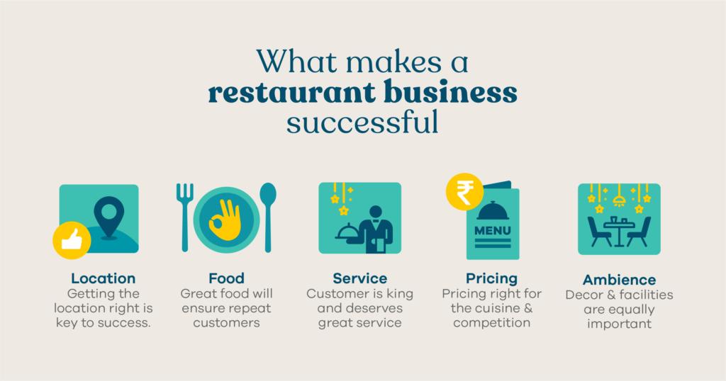 key factors for restaurant business