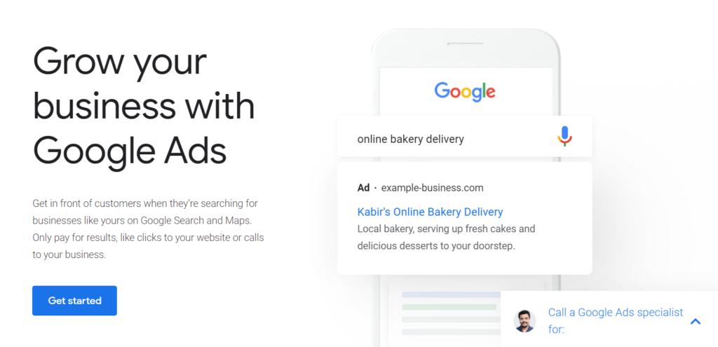 Google Ads Account