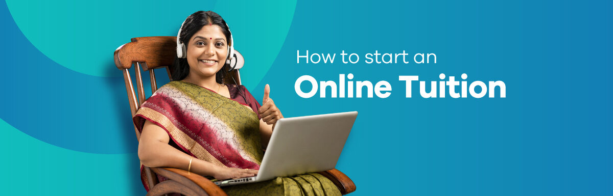 how to start online tuition